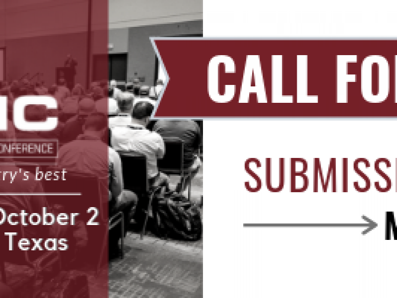 2019 GMC Call for Papers